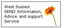 west sussex send information logo